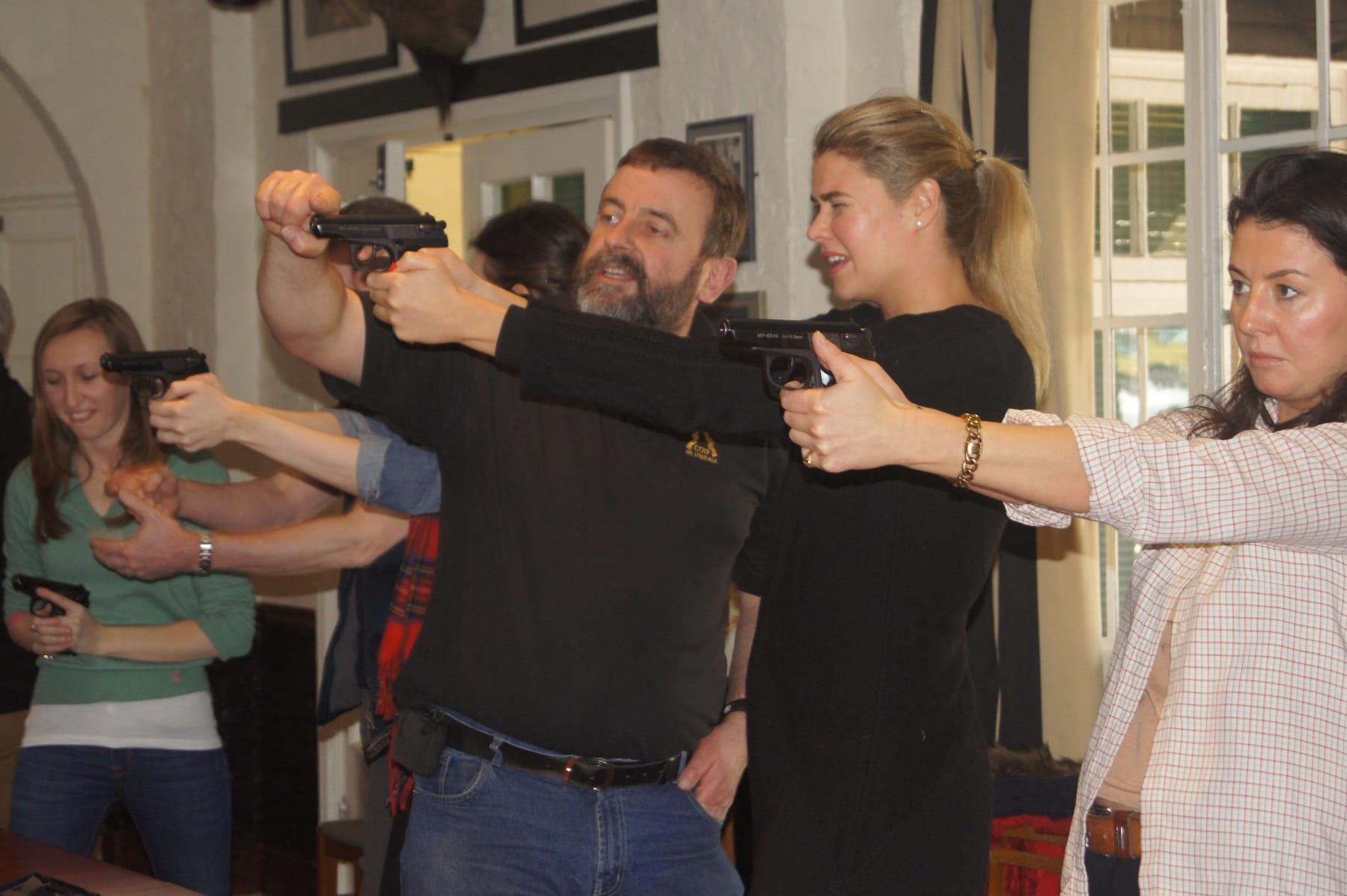 Pistol Instructon