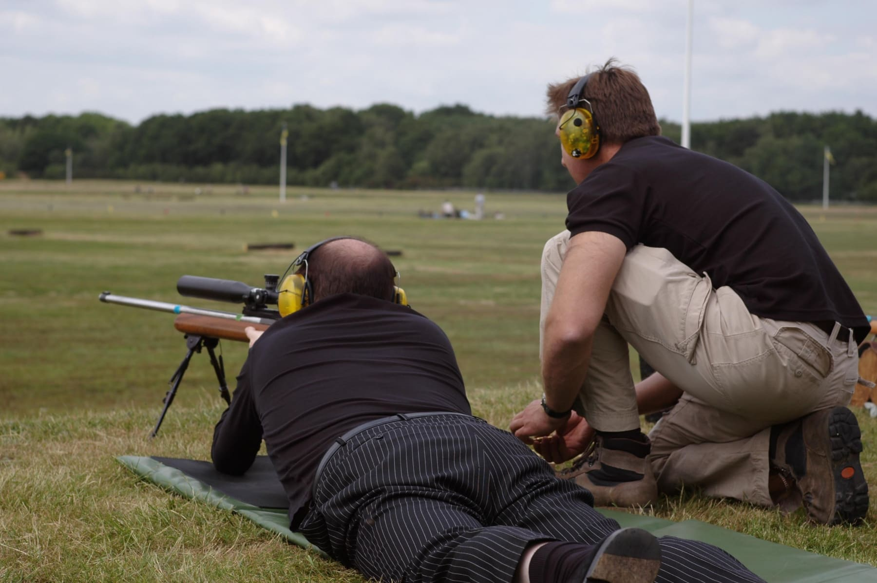 Sniper Instruction